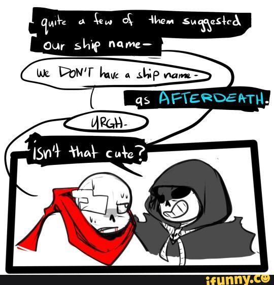 Aftertale Reapertale Undertale Undertale Funny Undertale Comic
