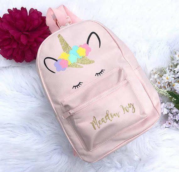 Cute unicorn backpack.  cdea0881d6185