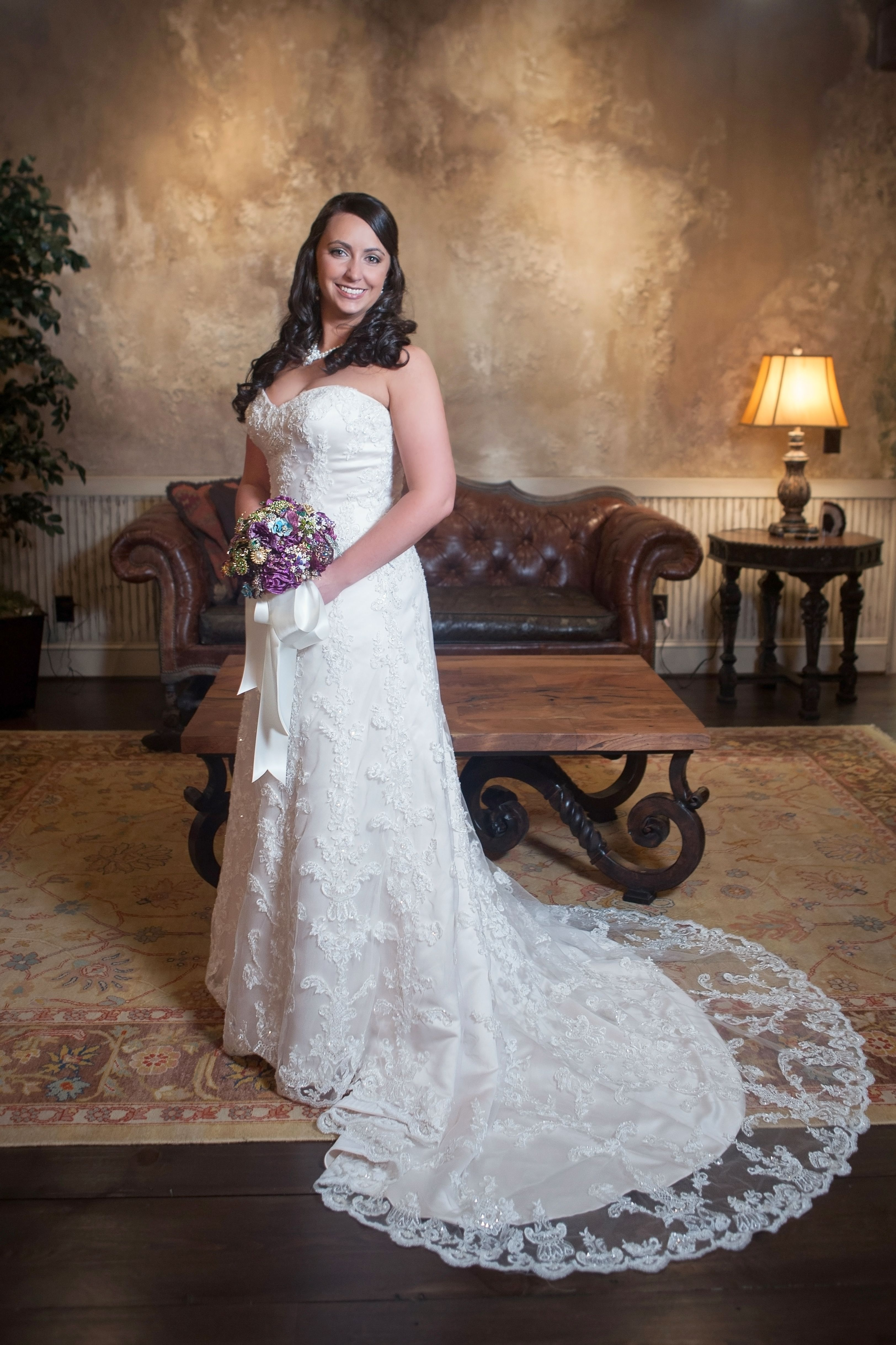 A Perfect Spray Tan Gives Any Bride The Confidence To Shine On Her Wedding Day