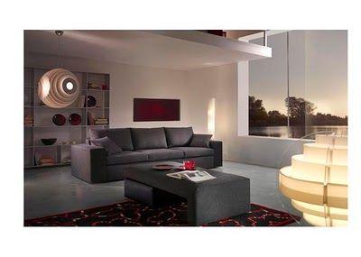 Decoraci n minimalista y contempor nea decoraci n de for Muebles salas contemporaneas