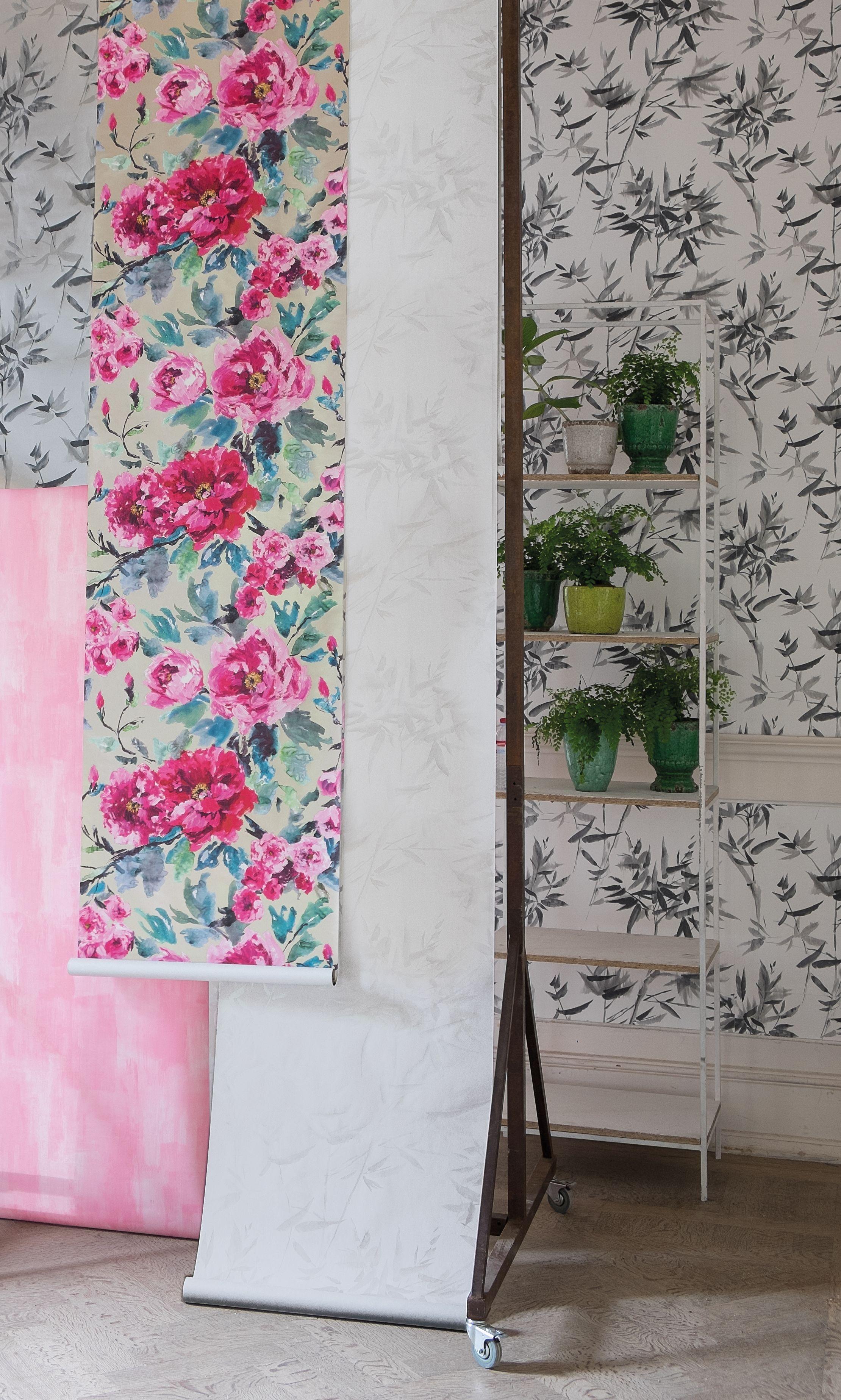 Designers guild spring summer 2015 wallpaper collection - Designers guild telas ...