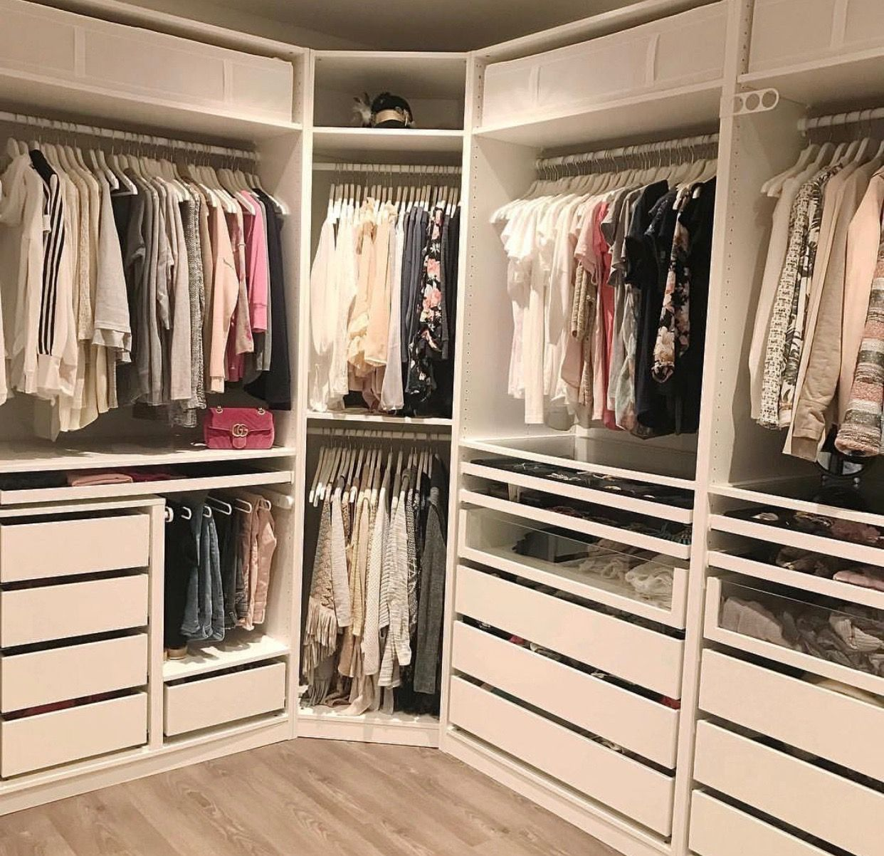 Pin By Rylea Matovka On Home With Images Closet Decor Closet