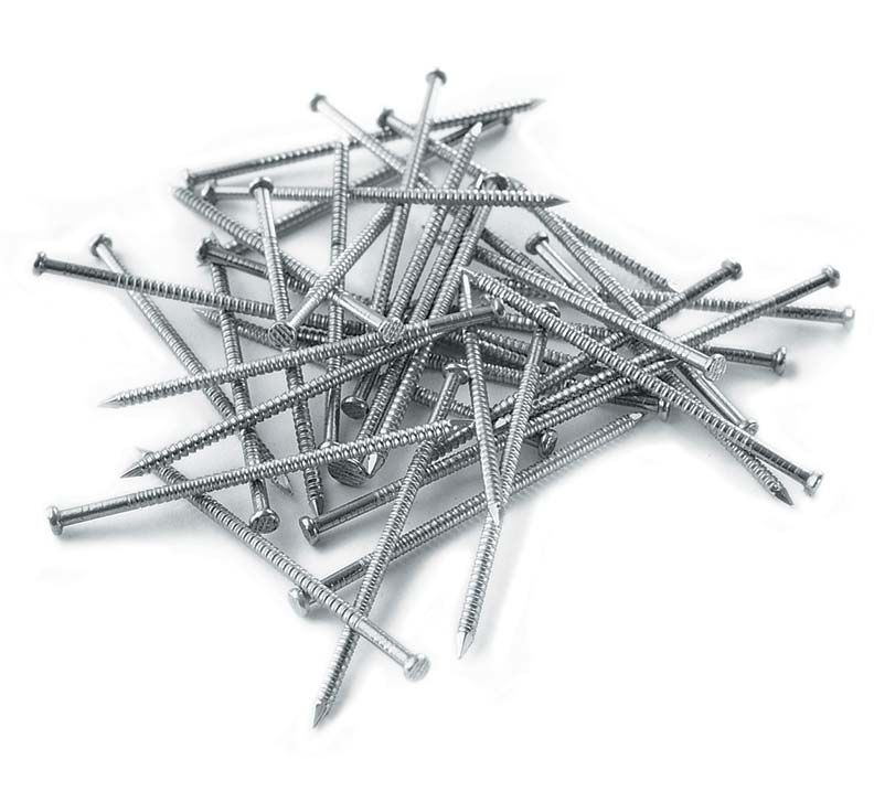 Do S And Don Ts For Outdoor Nail Use Steel Siding Steel Nails Stainless Steel Nails