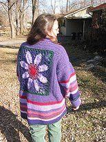 Ravelry: Bohemian Coat Sweater pattern by Judith L. Swartz