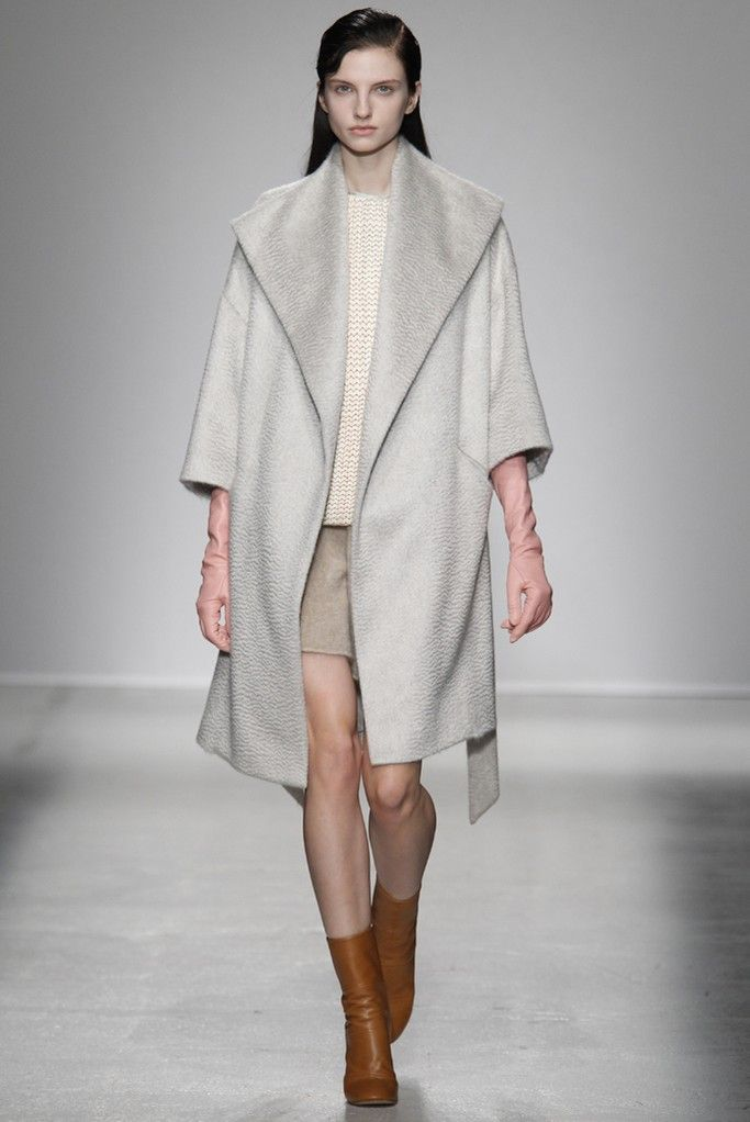 Christian Wijnants RTW Fall 2014