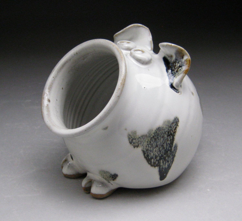 Ceramic Salt Pig