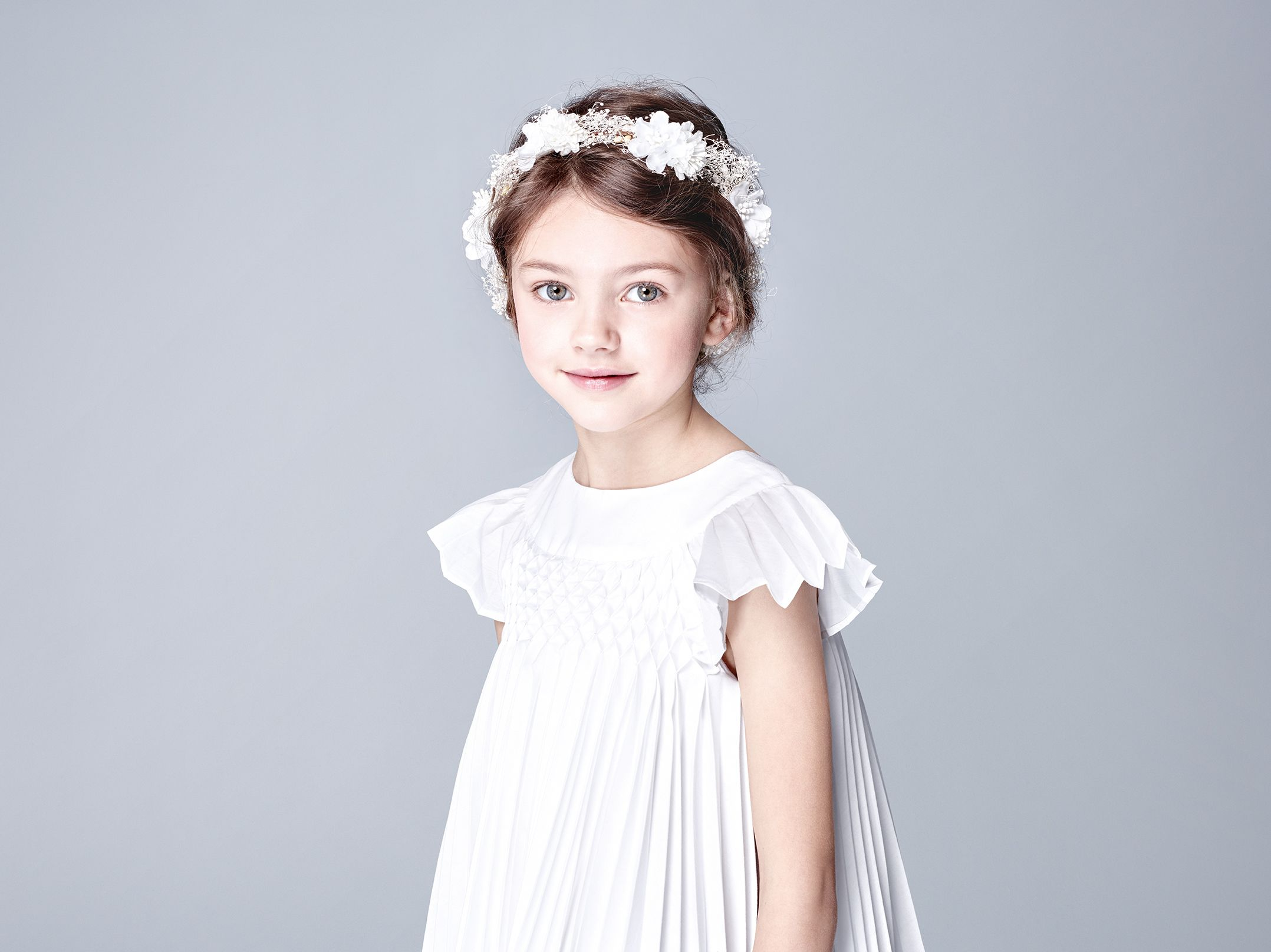 Robe de ceremonie fille jacadi