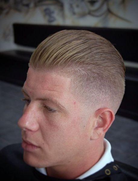Zero Fade Slick Back Barbershops In 2019 Hair Cuts Short Hair