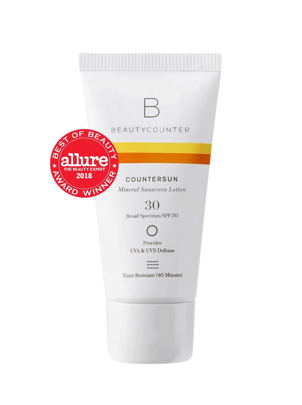 Countersun Mineral Sunscreen Lotion SPF 30 – 3.4 oz