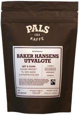 Pals/Baker Hansens utvalgte Fairtrade kaffe