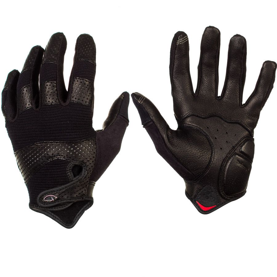Motorcycle leather gloves india - Like A Pair Of Supple Leather Driving Gloves Giro S Lx Long Finger Cycling Gloves Are The Finishing Touch To Your Road Ensemble