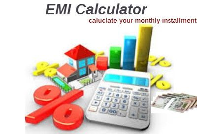Using The Emi Calculator Mortgage Interest Rates Loan Interest Rates Online Stock Trading
