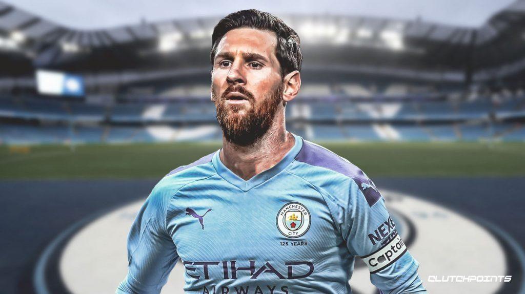 Esporte: Lionel Messi wants to leave Barcelona for Manchester City in 2020  | Lionel messi, Manchester city, Messi