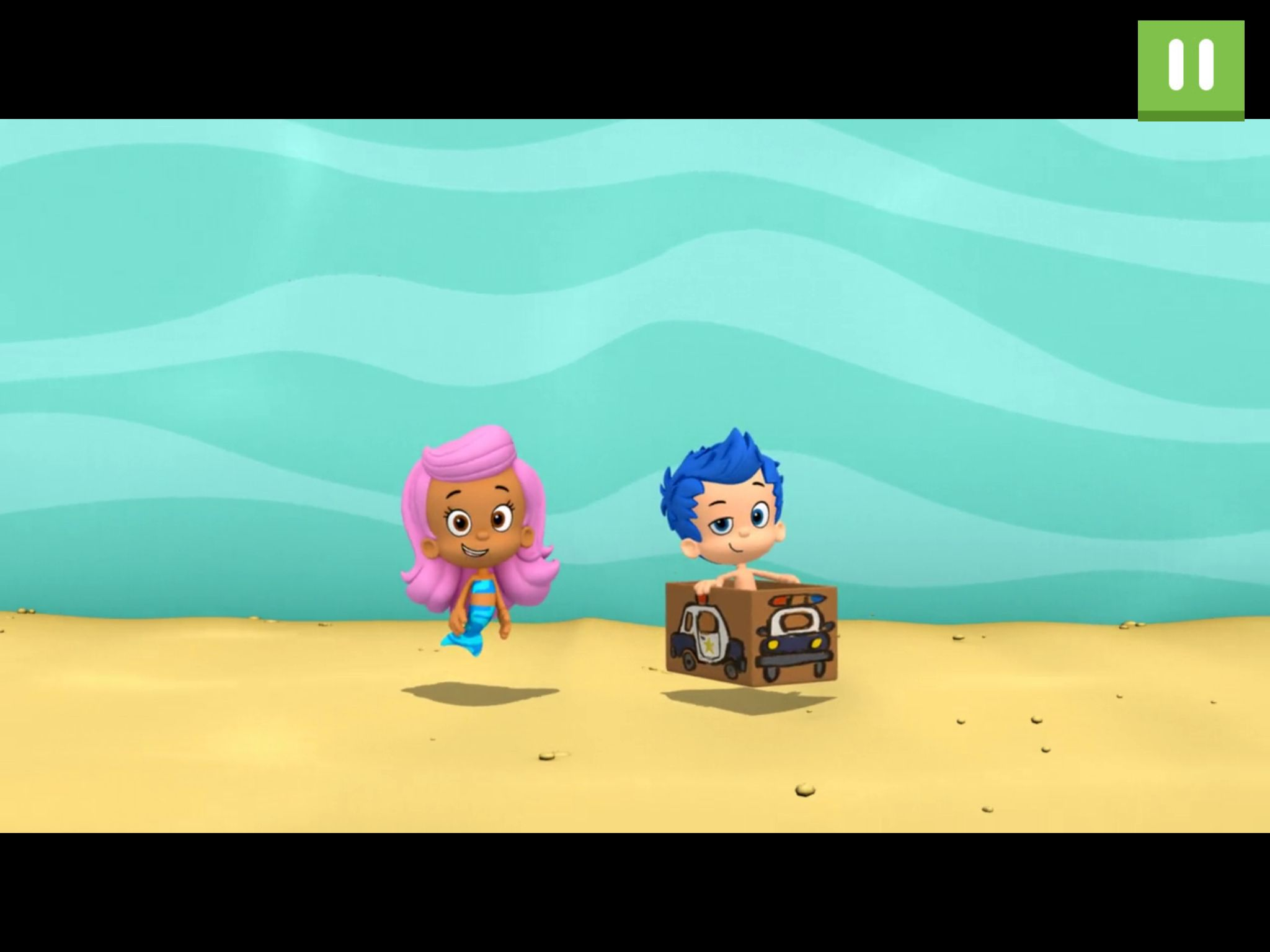 Bubble Guppies Police Cop Edition