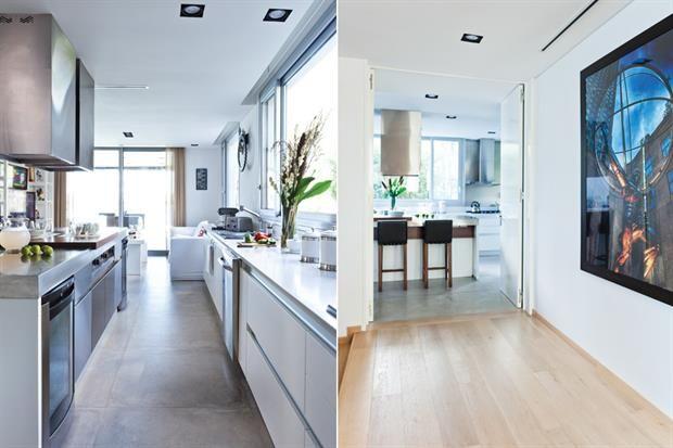 Cocina Y Sala De Estar Todo En Uno Kitchen Home Decor Home
