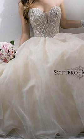Maggie Sottero Angelette 4 Find It For On Preownedweddingdresses