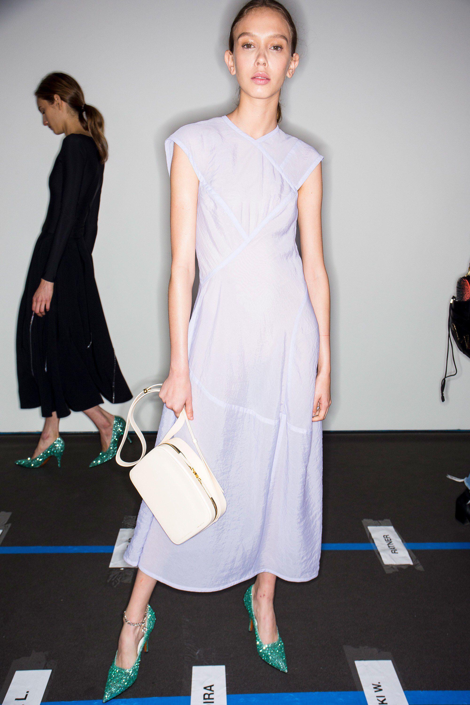 Victoria Beckham Spring 2018 ReadytoWear Fashion Show