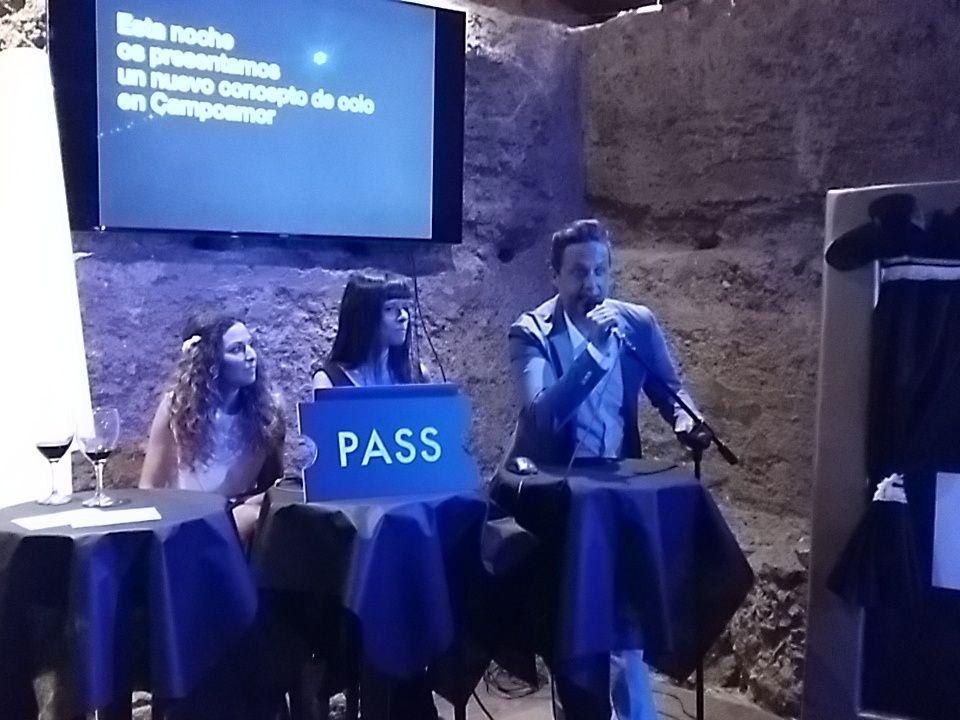 Presentación www.passcampoamor.com