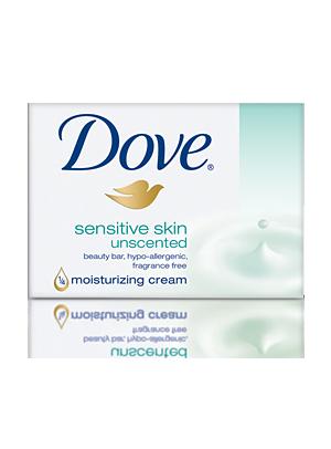 Unscented Soaps for Sensitive Skin   Dove