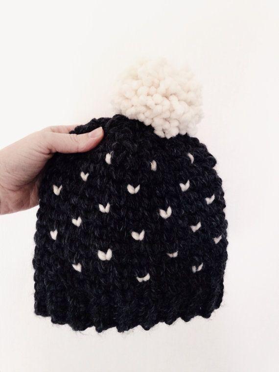 Fair Isle Hat Pattern Crochet Hat Patterns Crochet Pattern Baby