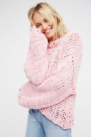 Loopy Mango Womens SUMMER SWEATER | chunky knits | Pinterest ...