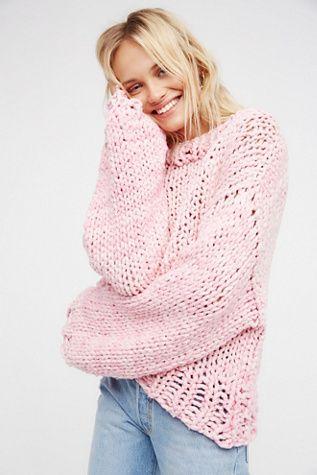 Loopy Mango Womens SUMMER SWEATER | chunky knits | Pinterest ...