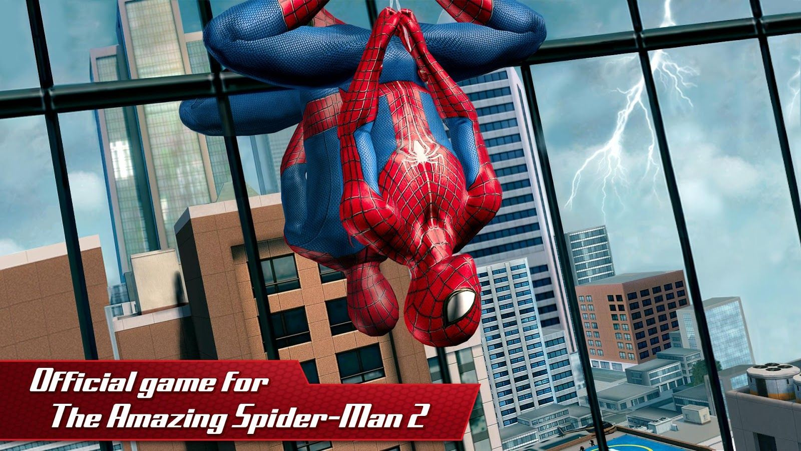 android amazing games download spider man