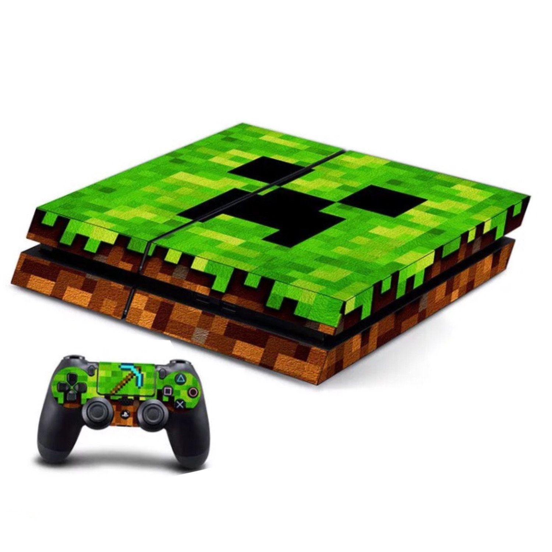 Minecraft High Premium Designer Limited Edition PS4 Skin 2
