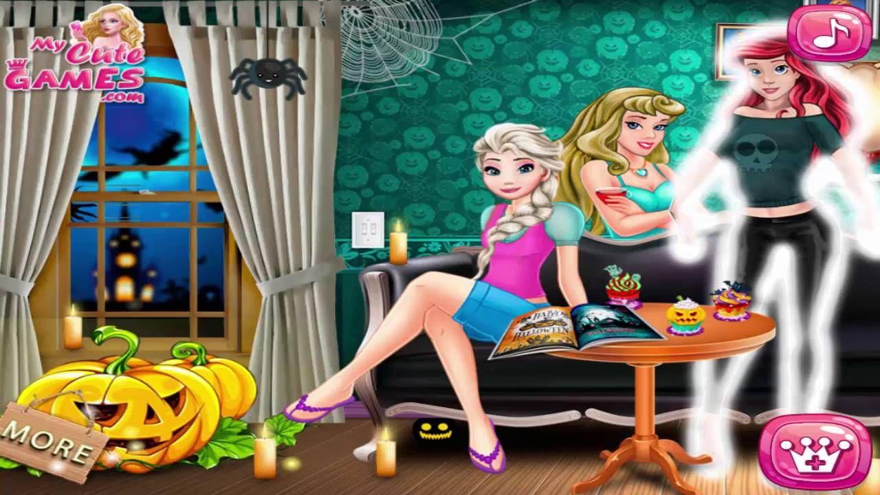 Dress up frozen game - Disney Frozen Dress Up Game Princess Halloween Ball