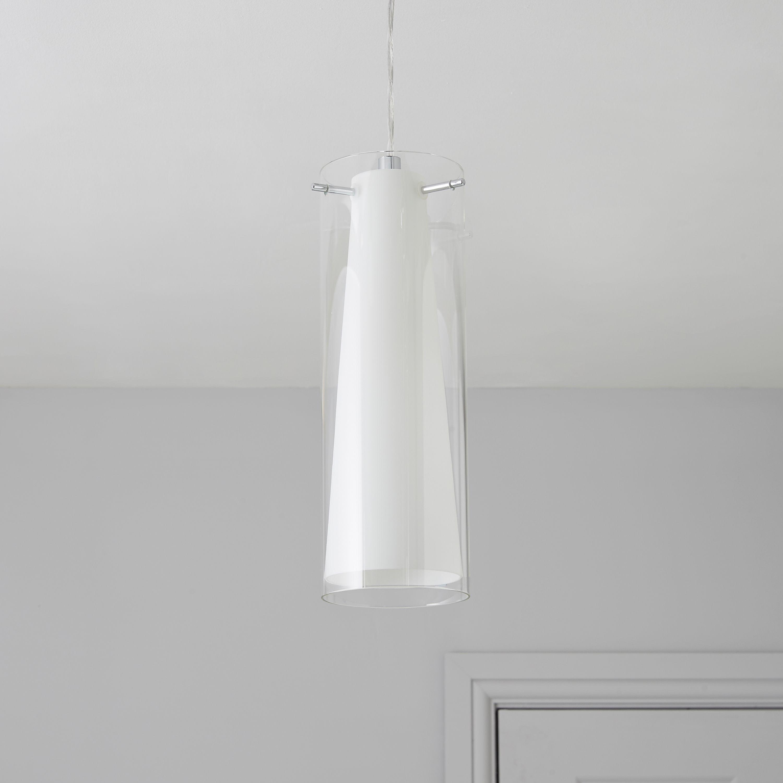 Kamara tube white pendant ceiling light ceiling hall lighting kamara tube white pendant ceiling light aloadofball Choice Image