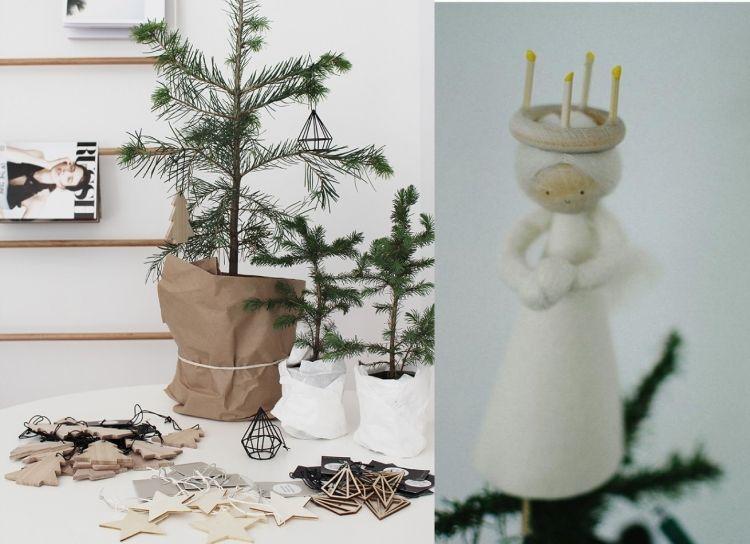 Skandinavische Weihnachtsdeko Selber Machen   55 Ideen
