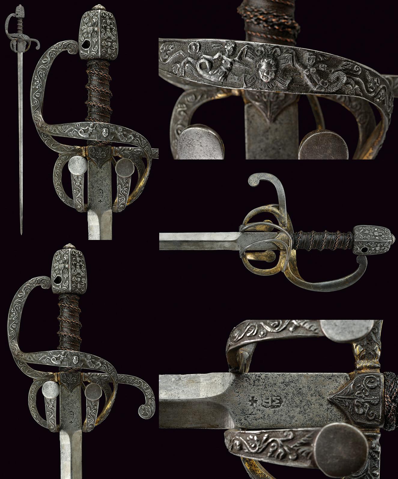 Meissen Marks Blue Crossed Swords & Augustus Rex Marks