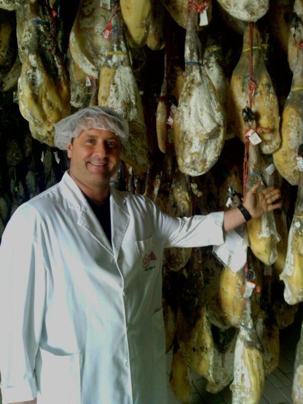 La curación del jamón ibérico
