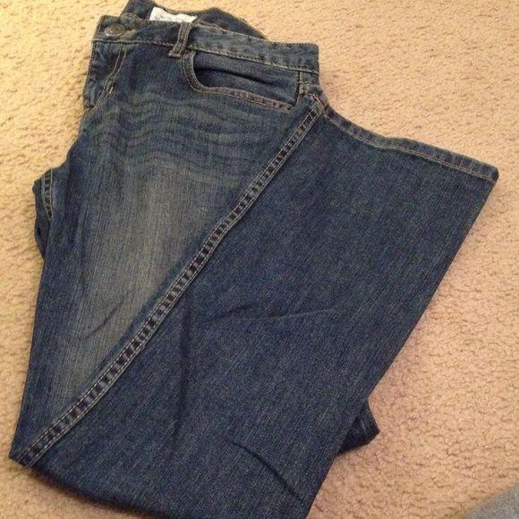 5/6 short boot cut 5/6 short boot cut jeans Aeropostale Jeans