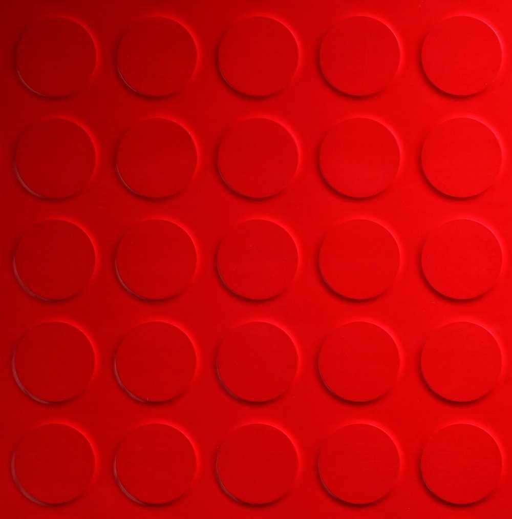 Circle Motif Ceramic Floor Tiles In Red Ceramic Floor Tiles Rubber Floor Tiles Ceramic Floor