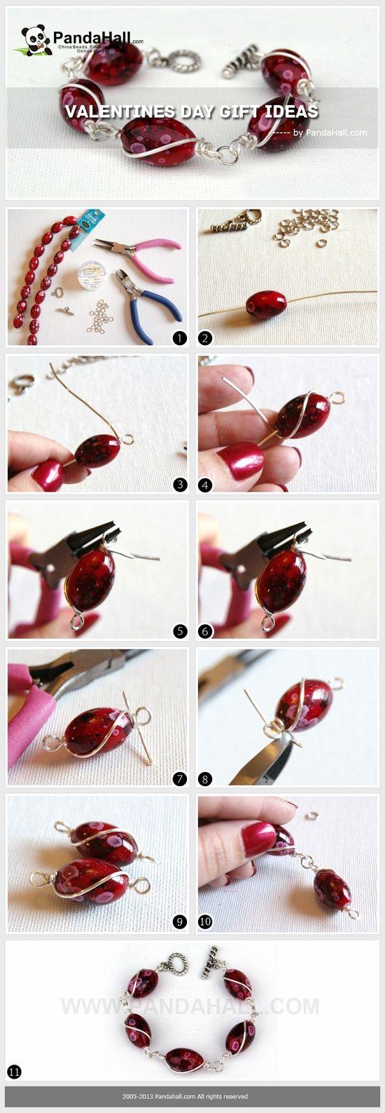 плетение из проволоки. Jewelery tutorials | Beaded bracelets ...