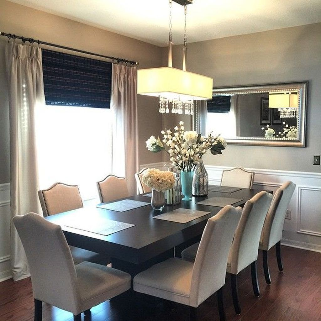 49 Top Dining Room Table Decor images
