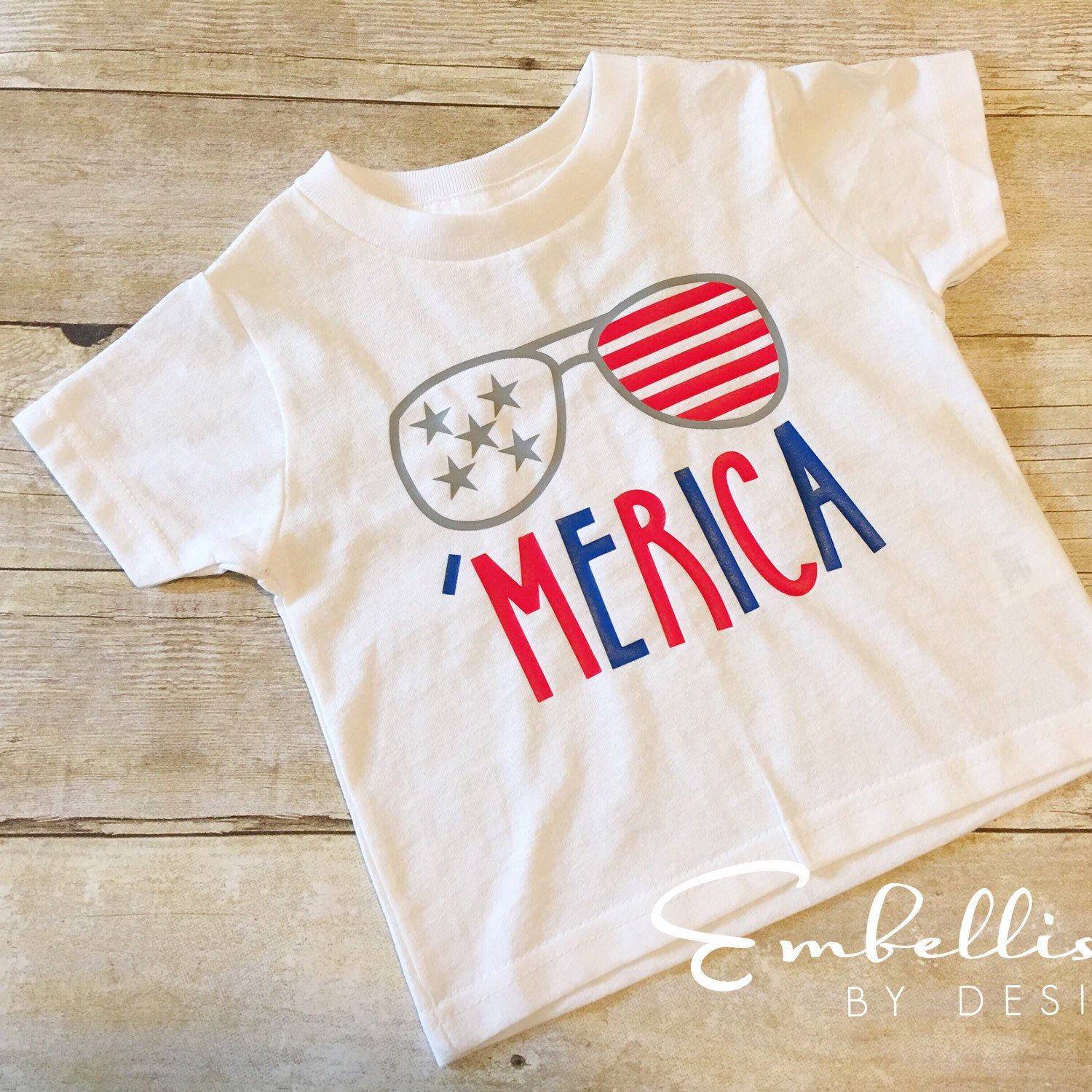 e0af817f Merica Baby Shirt, Summer Shirt, Baby Boy, Toddler Boy, Trendy Baby Girl,  Aviator Sunglasses, USA, America, Hipster Kid, 4th Fourth of July