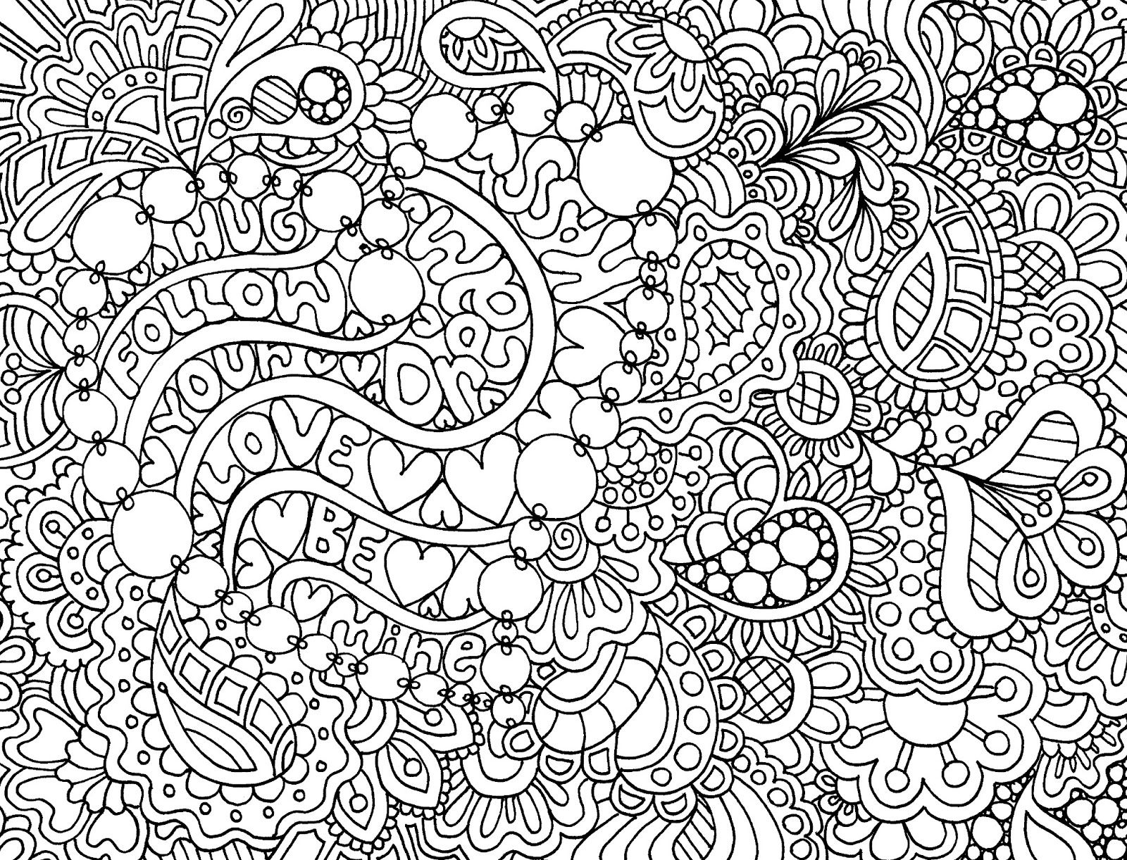 zen coloring pages | Zendoodle How To http ...