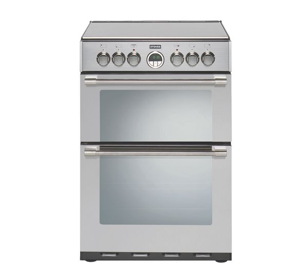 Buy STOVES Sterling 600Ei Electric Induction Cooker - Stainless ...