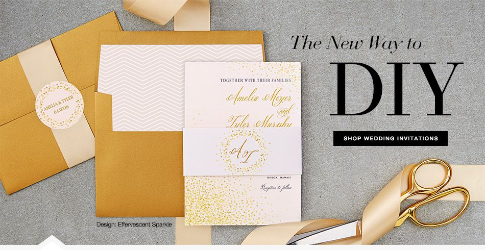 Diy Wedding Invitations Make Your Own