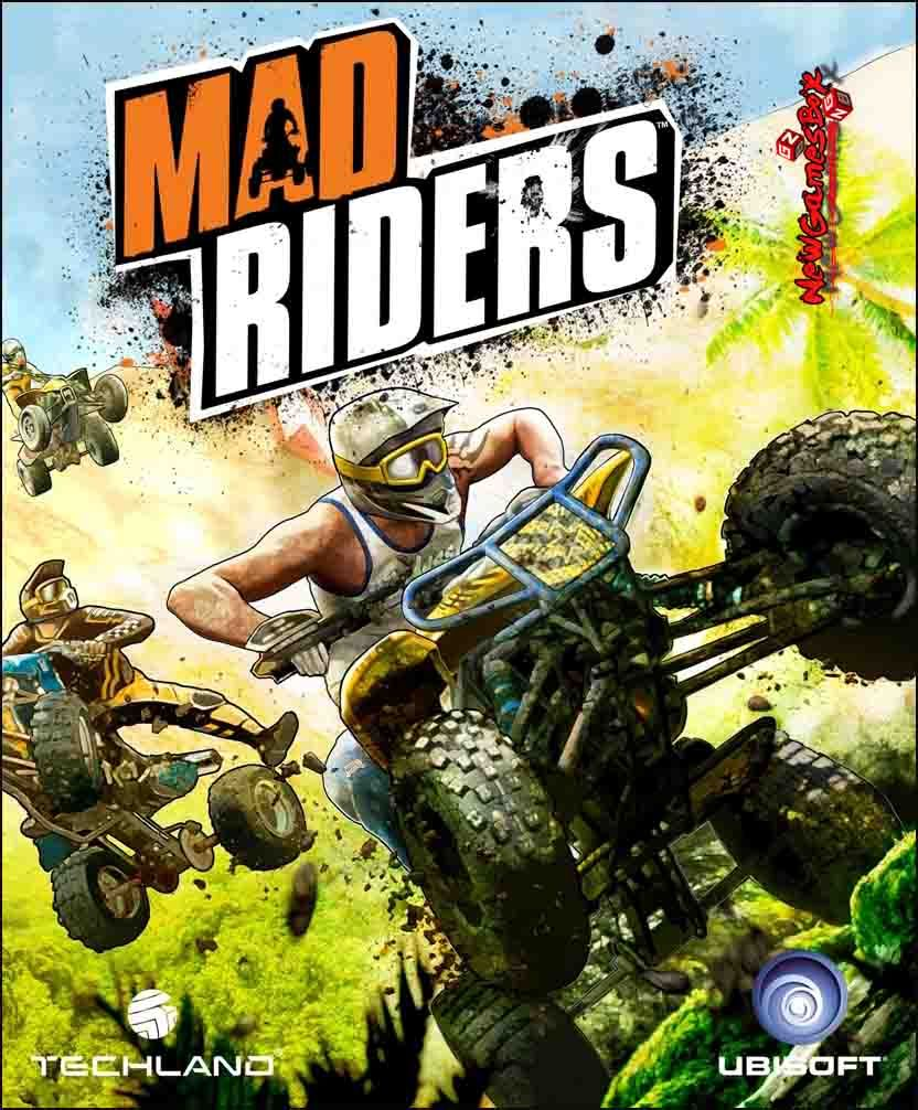 Mad Riders PC Game Free Download Full Version, Repack