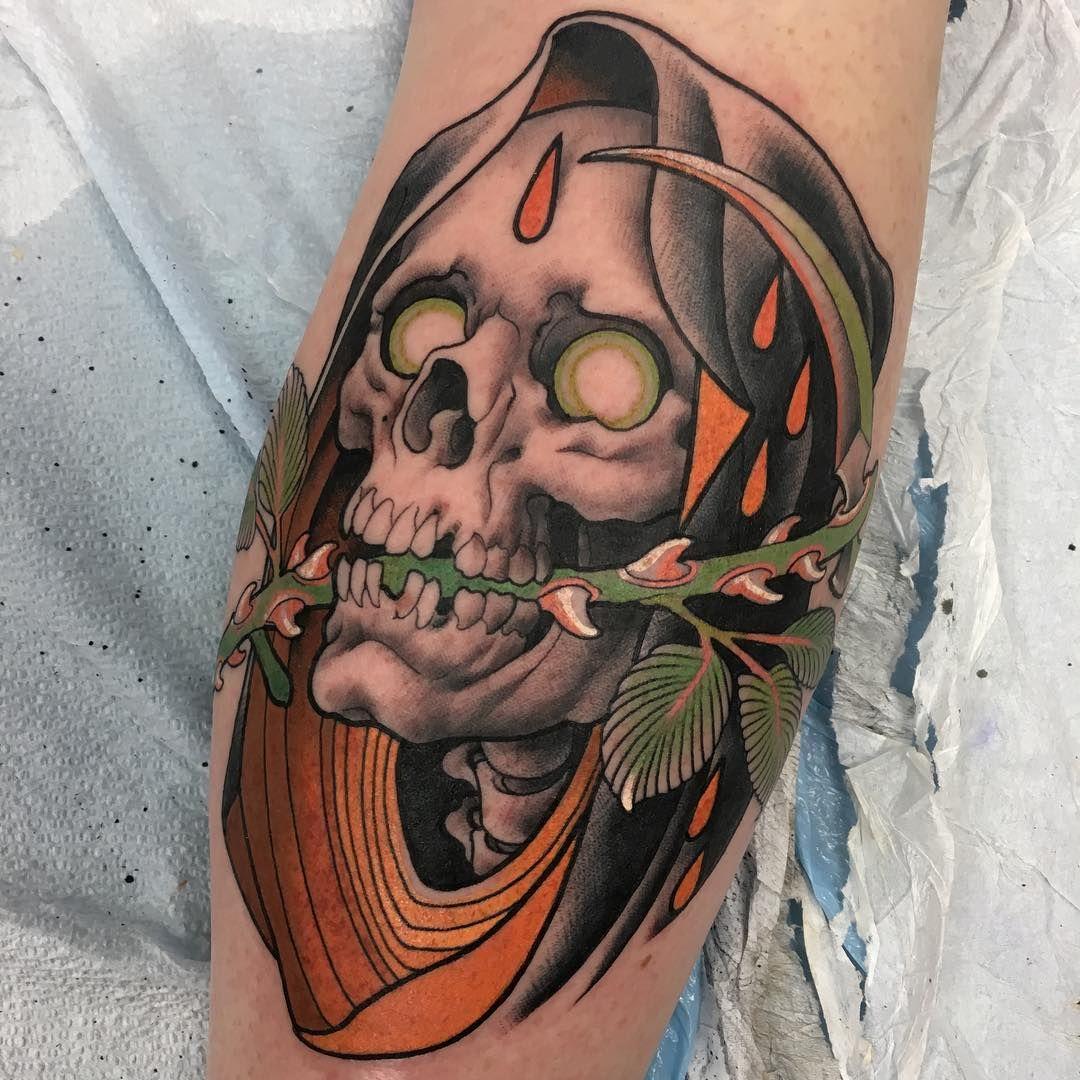 Chad Lenjer (With images) Tatuaże, Tatuaże rękawy, Tatuaż