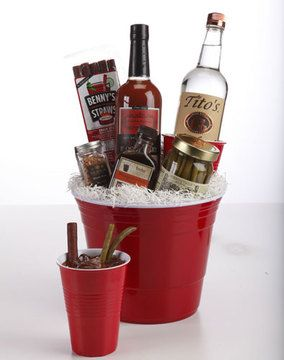 The Tito Mary Gift Basket