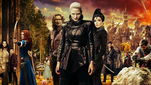 Once Upon A Time 5 Temporada Erase Una Vez