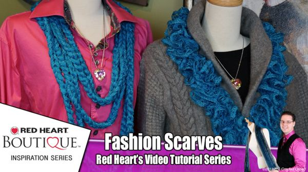 Outstanding Red Heart Sashay Scarf Pattern Crochet Photos Easy