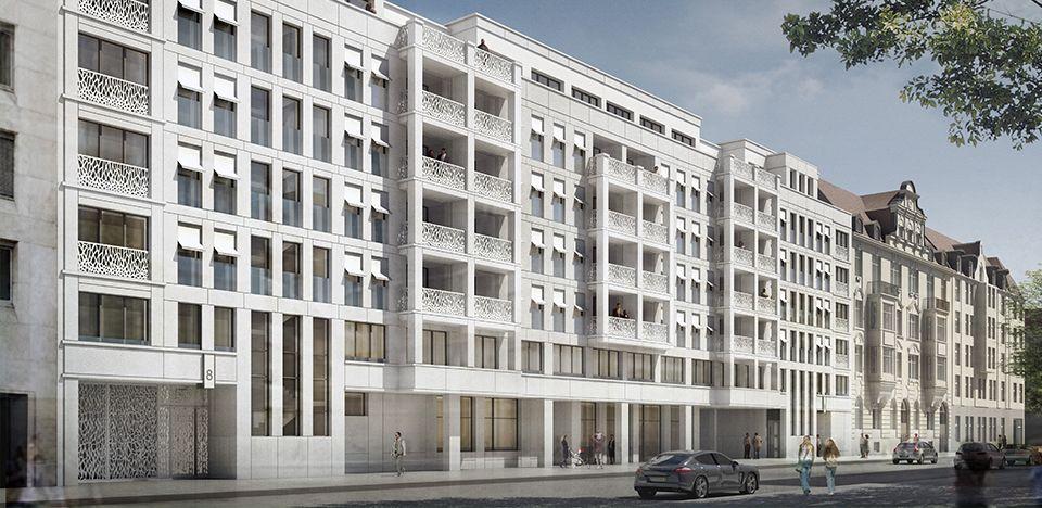 Architekten In Leipzig oettingenstraße munic ksg architekten order leipzig