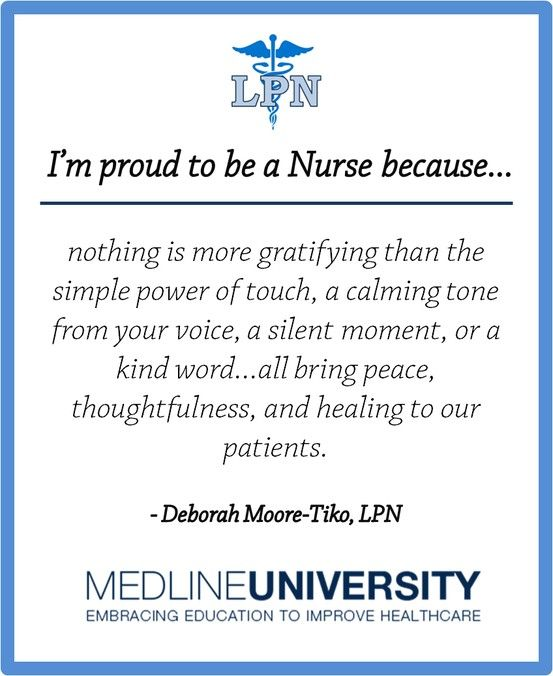 Proud Of Our Nurses And Their Family