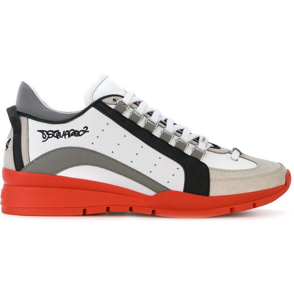 Dsquared2551 printed sneakers 6j8uukS