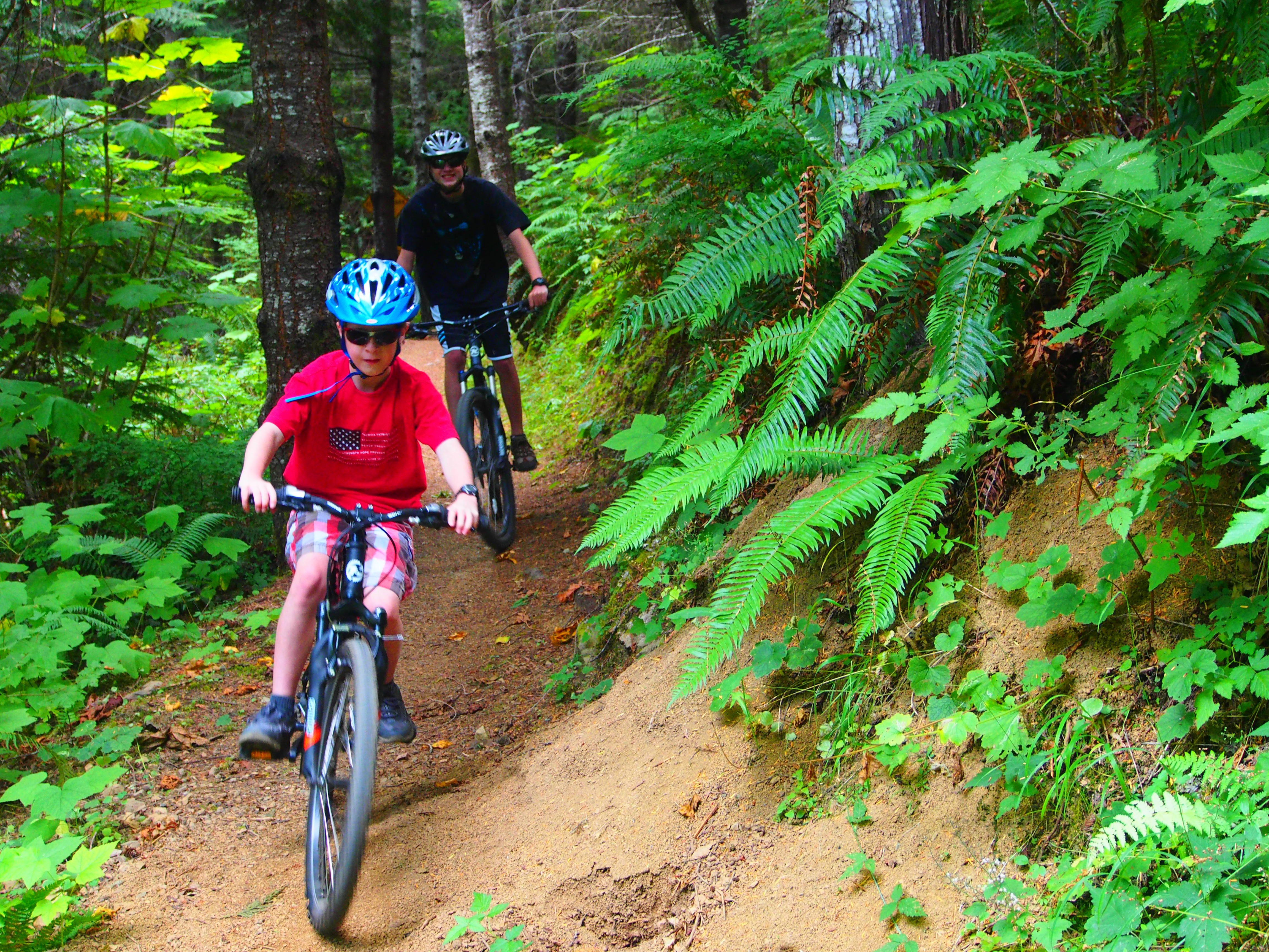 Guided Mountain Bike